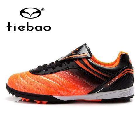 TIEBAO Professional Outdoor Soccer Shoes New Arrival Kid's Football Shoes Professional Sports Shoes Children Soccer Sneakers