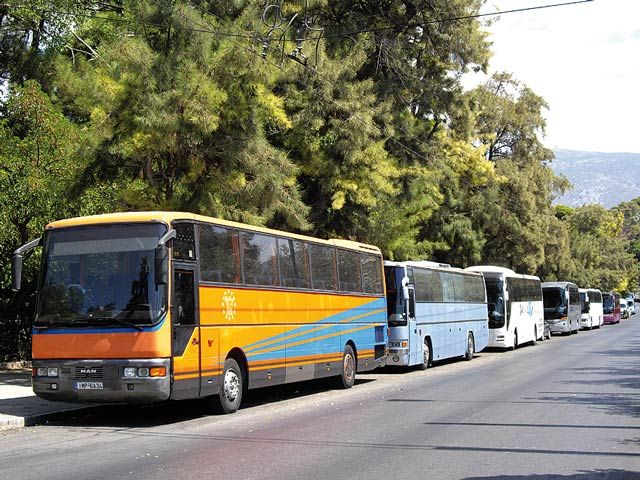 GEPOET Requests End of Intercity Bus Transport Monopoly in Greece