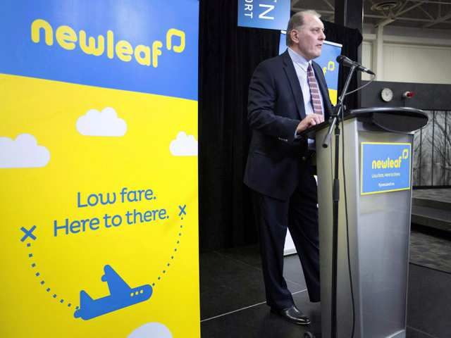 NewLeaf Travel is selling airfare tickets again; first flight takes off July 25