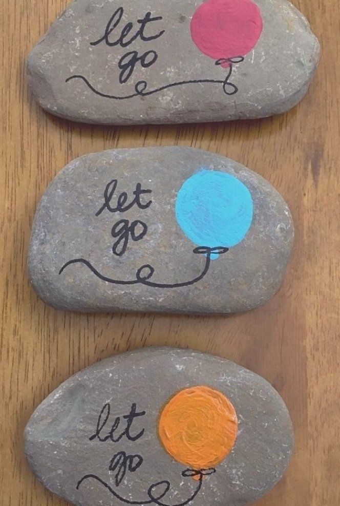 Beautiful Than Each Other Canvas Painting Summer Aesthetic Painting Back Paint Rock Painting Ideas Easy Painted Rocks Kids Rock Crafts