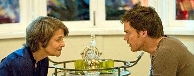 Nouvel extrait pour la saison 8 de #Dexter avec un face-à-face entre Dexter et Vogel