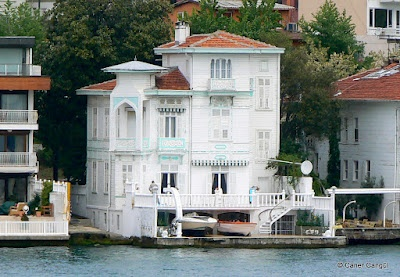 burada istanbul var: İstanbul'un Yalıları