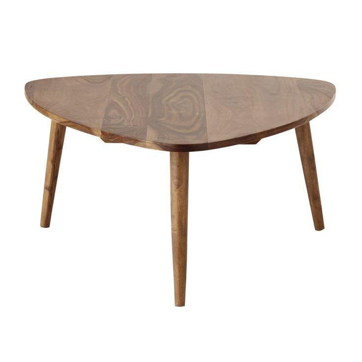Couchtisch Im Vintage Stil Aus Massivem Sheesham Holz Coffee Table Vintage Coffee Table Coffee Table Wood
