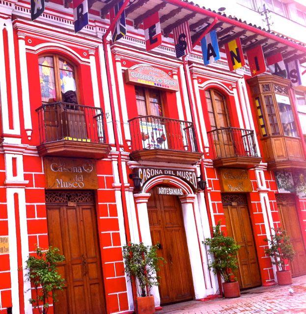 La Candelaria, Bogotá D.C., Colombia. Mi tierra querida.