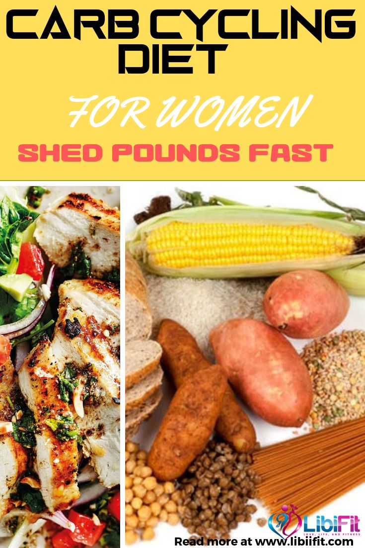 Carb Cycling for Women: Shed Pounds Fast