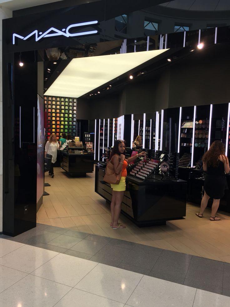 MAC store at Dubai