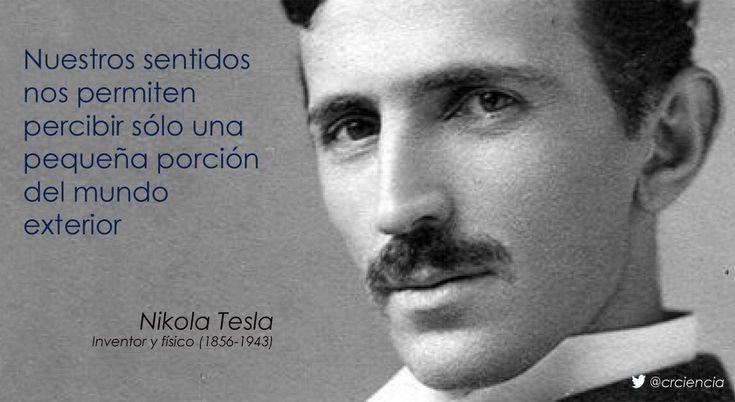 ===Frases de Nikola Tesla===