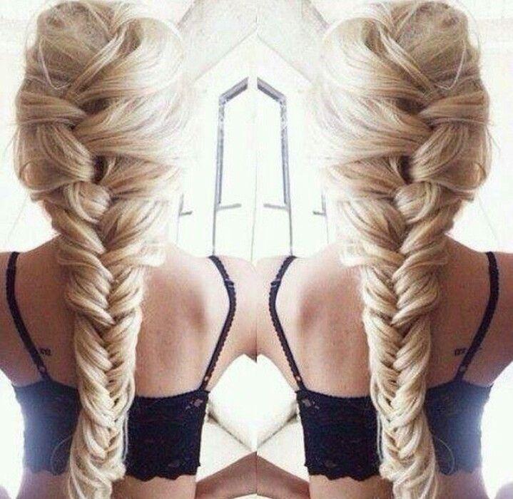 Elsa hair or kahleesi hair