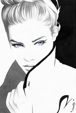 ღThe Woman İllusrationsღ  OFFİCİAL PAGE:  http://www.pinterest.com/tangulcakmak/%E1%83%A6the-woman-illusrations%E1%83%A6/                                                                                                                                                                                 Más