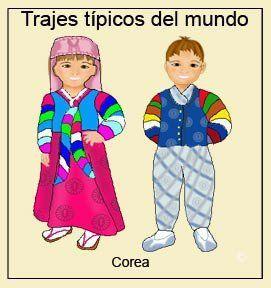 Juegos y Juguetes de la Abuela: MUÑECOS DE PAPEL CON TRAJES TÍPICOS DEL MUNDO