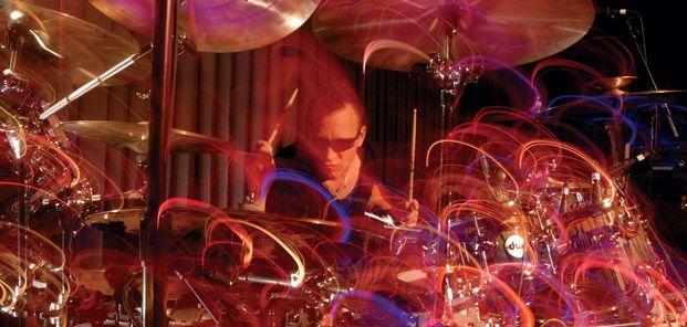 Influences: Jane's Addiction Drummer Stephen Perkins (An Interview)