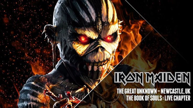 Iron Maiden - The Great Unknown (The Book Of Souls: Live Chapter)