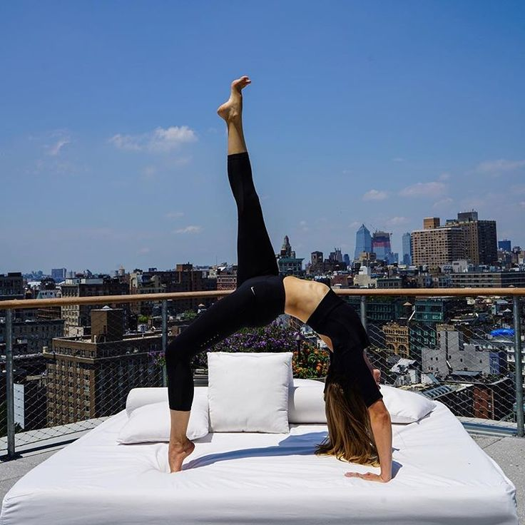 Krissy Jones is the next in our series of Women We Love and talks about her successful yoga studio Sky Ting