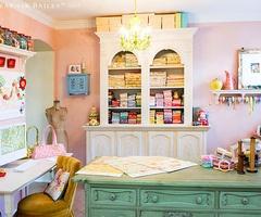 Craft room, swoon