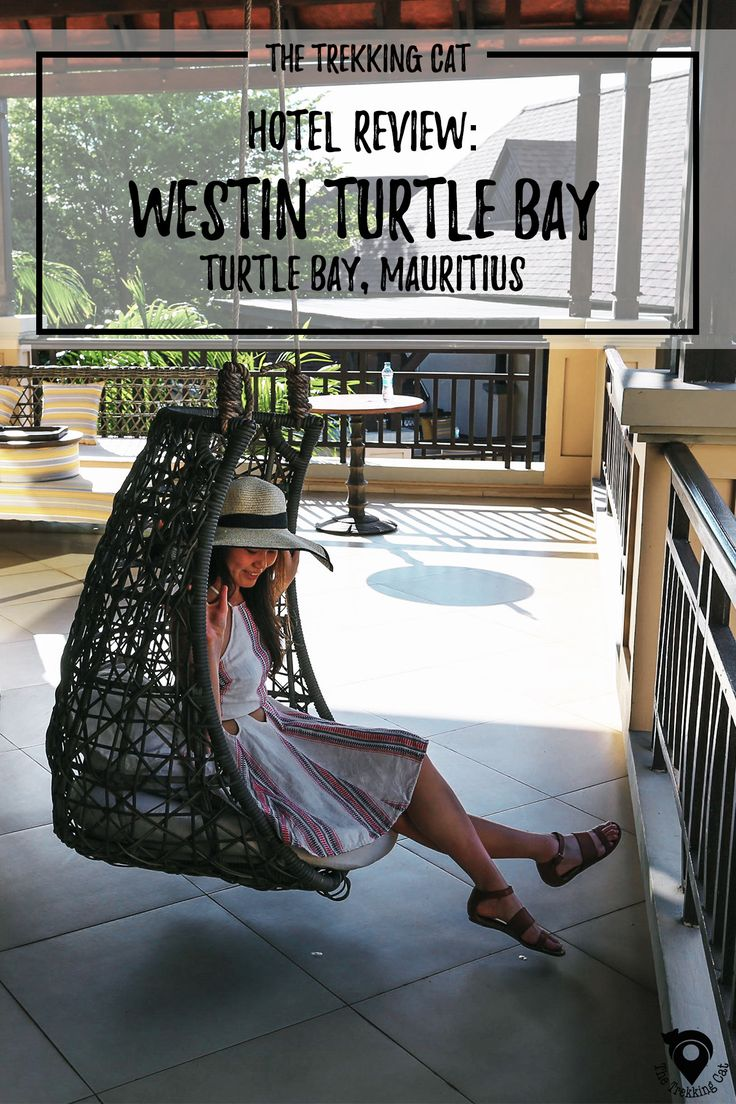 The Trekking Cat - Hotel Review: The Westin Turtle Bay in Mauritius. See how we travel hacked this stay for free!  | Africa Travel | Guide to Mauritius |