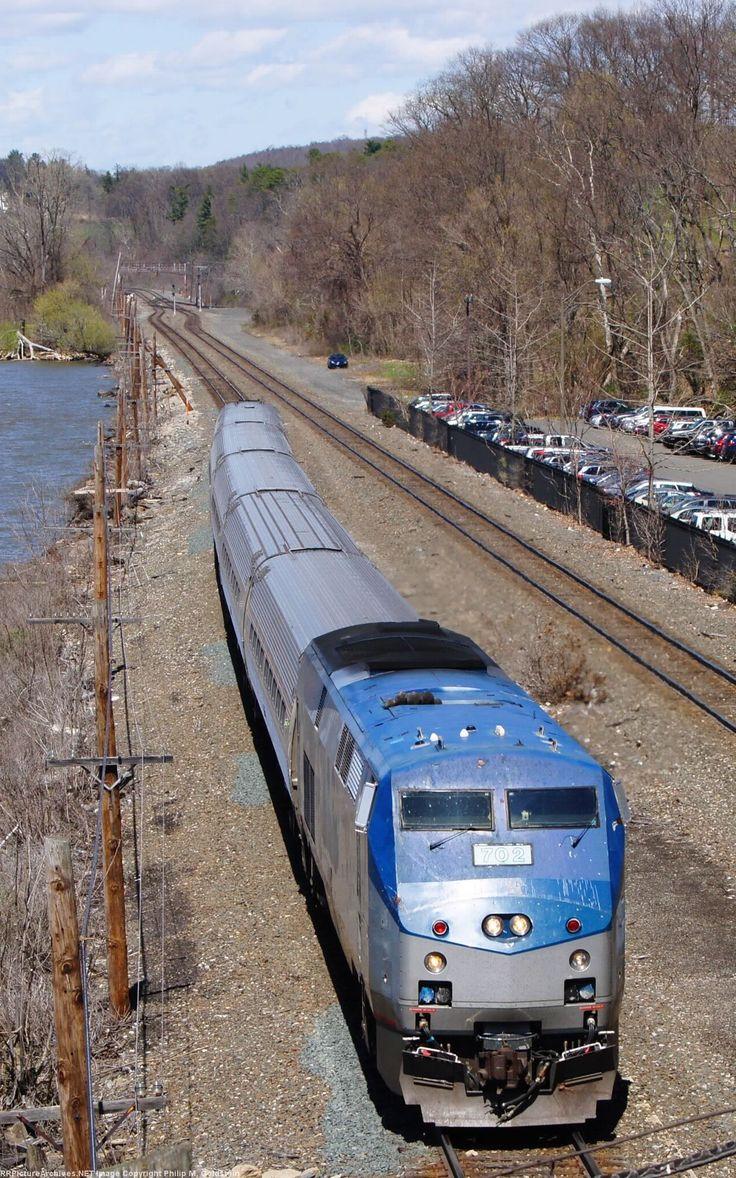Pin by Anthony Vessella on Amtrak Amtrak, Train, Railway