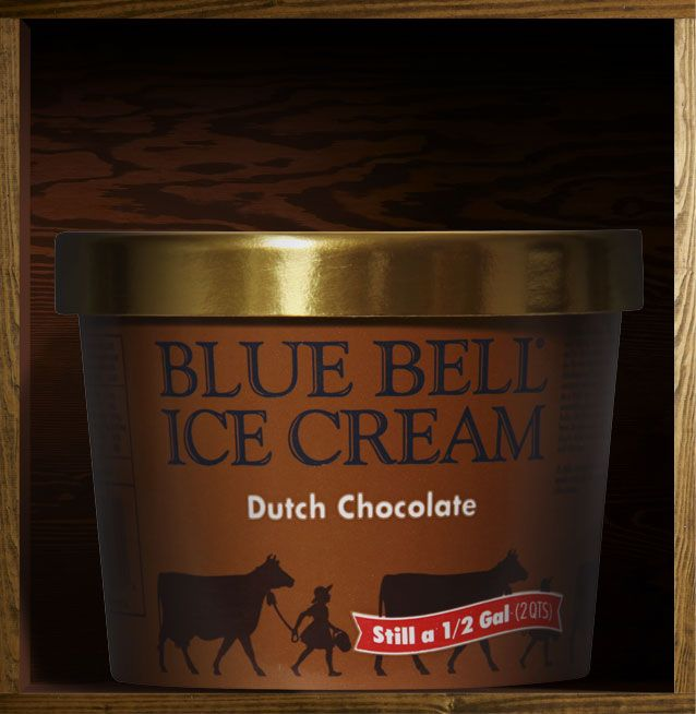 1000 images about blue bell ice cream on pinterest blue for Christmas cookie ice cream blue bell