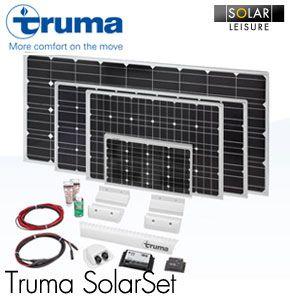 Truma SolarSets - Solar Panels for caravans and Motorhomes from Truma