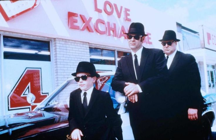 blues brothers 2000 | dan aykroyd john goodman j evan bonifant blues brothers 2000