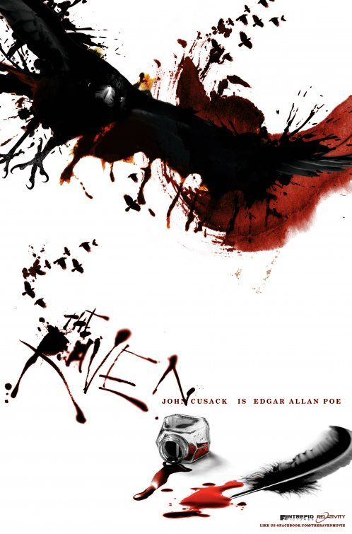 Wonderful in every way...The Raven Movie Poster - Internet Movie Poster Awards Gallery