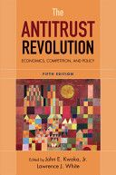 he Antitrust Revolution: Economics, Competition, and Policy, Fifth Edition, examines the critical role of economic analysis in recent antitrust case decisions and policy. The book consists of economic studies of twenty-one of the most significant antitrust cases of recent years, twelve of them new to this edition and nine updated from the fourth edition. These cases include alleged anticompetitive practices by Visa and MasterCard, Microsoft, and Kodak; mergers--proposed...
