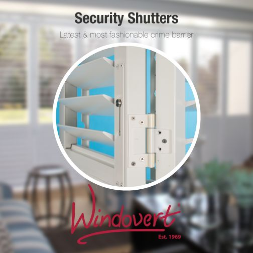 Shutterguard is your latest & most fashionable crime barrier! #Windovert #shutterguard #HomeDecor #security http://ow.ly/263u301FCXp