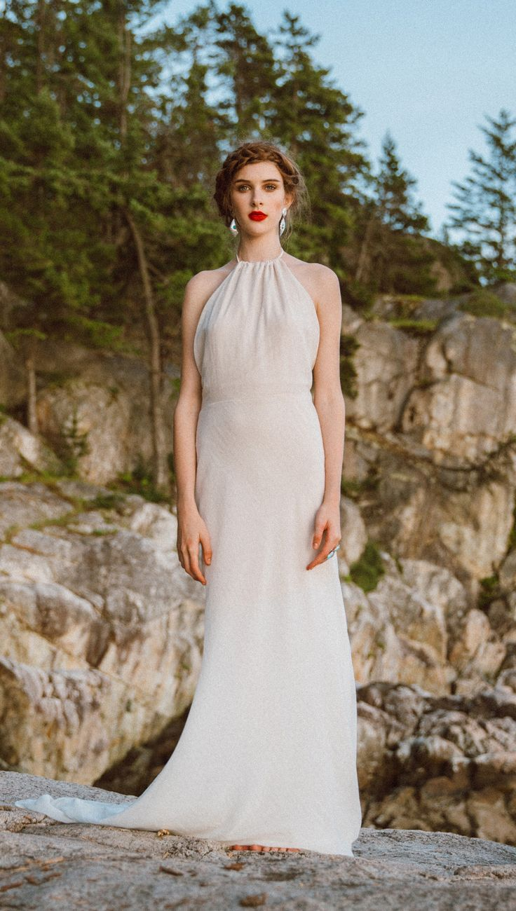 The stunning Petra gown, by Elika In Love.  Shop the look www.elikainlove.com. Photography by www.tomnugent.ca
