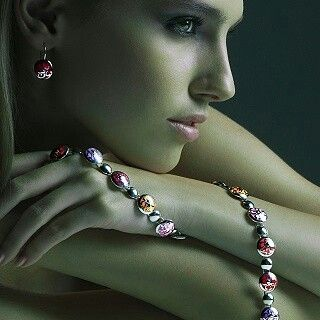 Diuss fine jewlry: True enamelled 925 str silver handmade master piece form Budapest. Why to be satisfied with less than perfect? !