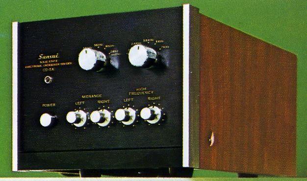 SANSUI CD-5A (1971)