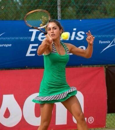 Beatriz Bento won prize money in Golegã