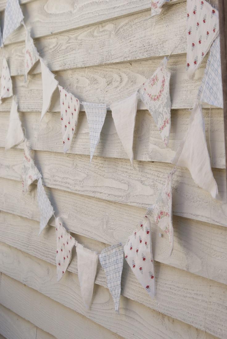 I Heart Bunting x www.wisteria-avenue.co.uk