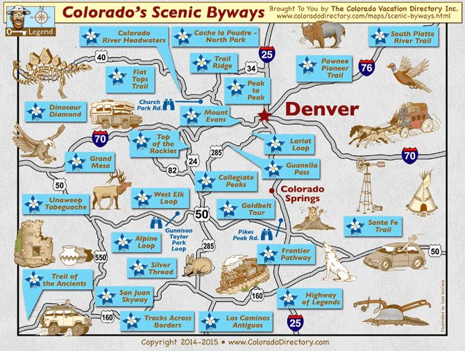 Best Map Of Colorado Ideas On Pinterest Colorado Springs Map - Colorado road map