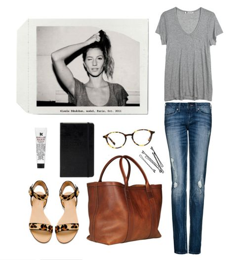 veronica loves archie: Leopards Sandals, Fashion Clothing, Weekend Attire, Style, Perfect Weekend, Brown Bags, Outfit, Grey Tees, Favorite Boots
