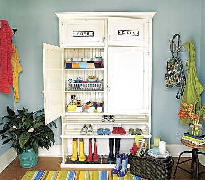 :): Decor, House Ideas, Mud Rooms, Cabinet, Furniture, Storage Ideas, Mudroom Ideas, Laundry Room