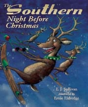 Southern Night Before ChristmasTime, Gift Taste, Southern Things, Christmas Cheer, Christmase How, Southern Night, Christmase Winte, Children Book, Holidays Christmas