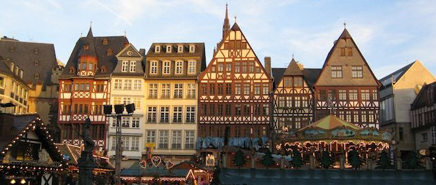 Places to visit in Frankfurt. #germany #attractions #traveltips