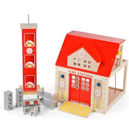 Tidlo Fire Station