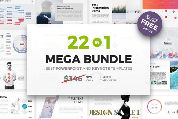 MEGA Bundle - FREE UPDATE by Site2max on @creativemarket