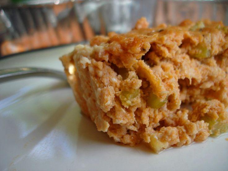 PaleOMG – Paleo Recipes – Buffalo Chicken Mini Meatloaf
