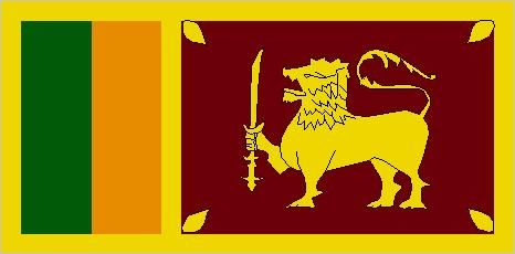 Sri Lanka FlagFLAGS OF THE WORLD : More Pins Like This At FOSTERGINGER @ Pinterest