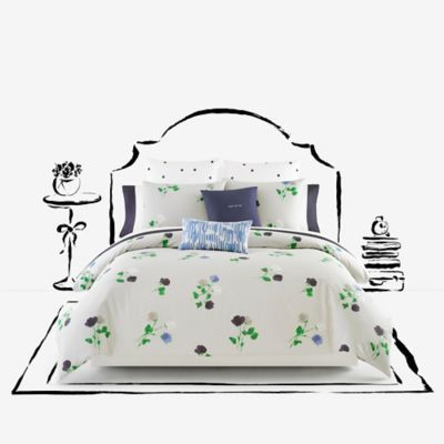 kate spade new york Willow Court Comforter Set - BedBathandBeyond.com