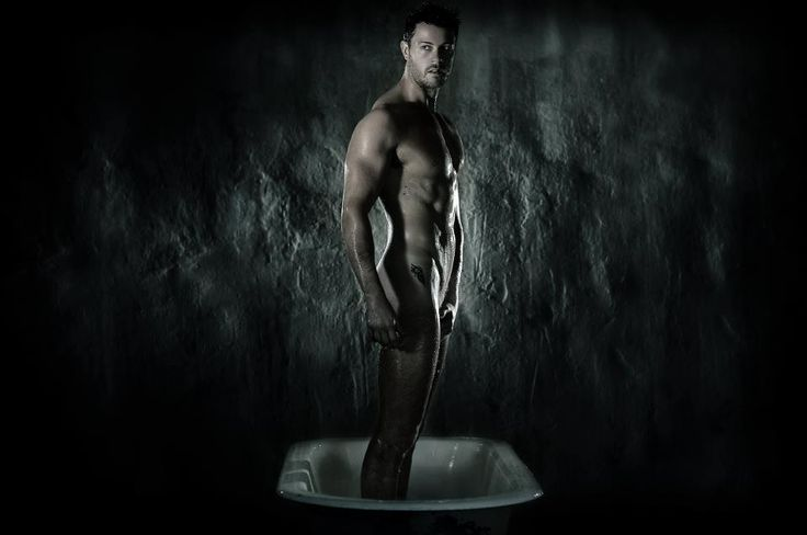 DAN FEUERRIEGEL from Spartacus
