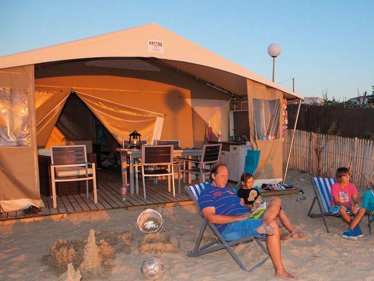 8 best Nos hébergements images on Pinterest Bedrooms, The beach - camping en vendee avec piscine pas cher