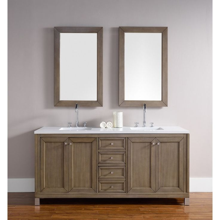 Photo Gallery On Website Chicago Inch White Washed Walnut Double Bathroom Vanity Overstock Shopping