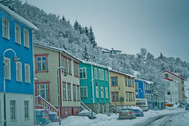 Akureyri by joningic, via Flickr