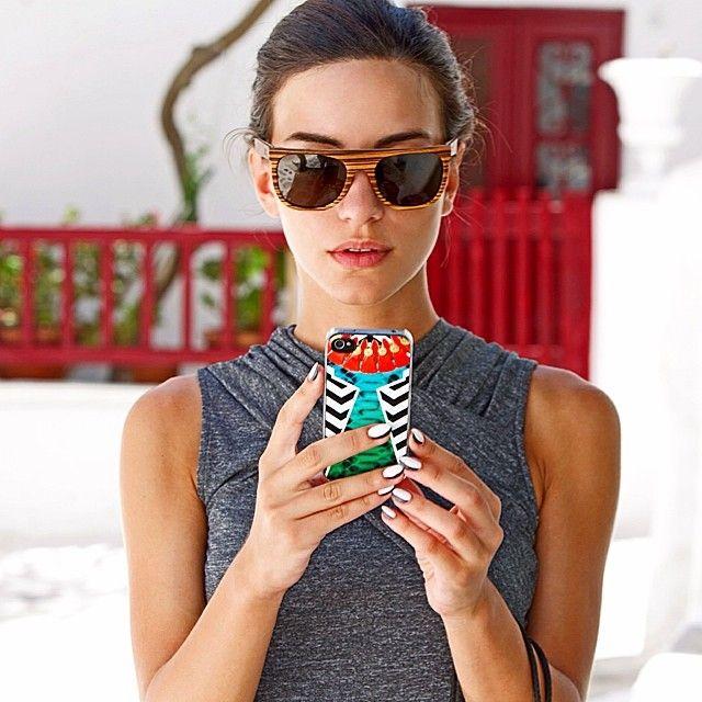 ZYLO eyewear | SKATE in Zebrawood at zyloeyewear.com/
