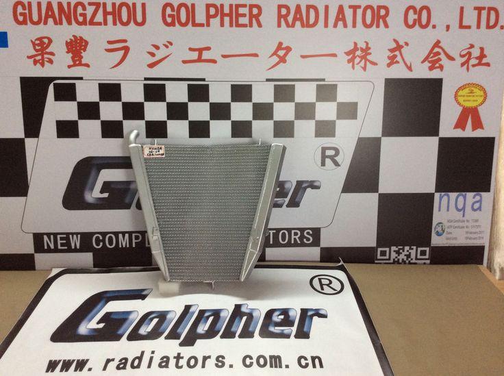 Honda CBR1000RR 06-09 Replacement Radiator Aluminum Motorcycle Radiator GPM010 #Golpher