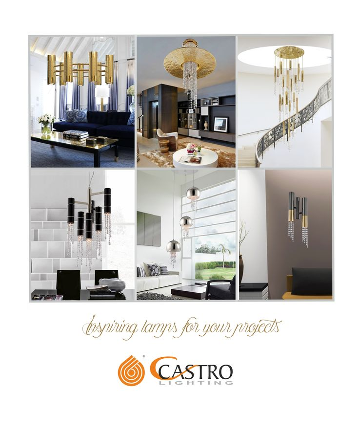 We realize your desires.  Contact us for more information info@castrolighting.com | +351 224853170