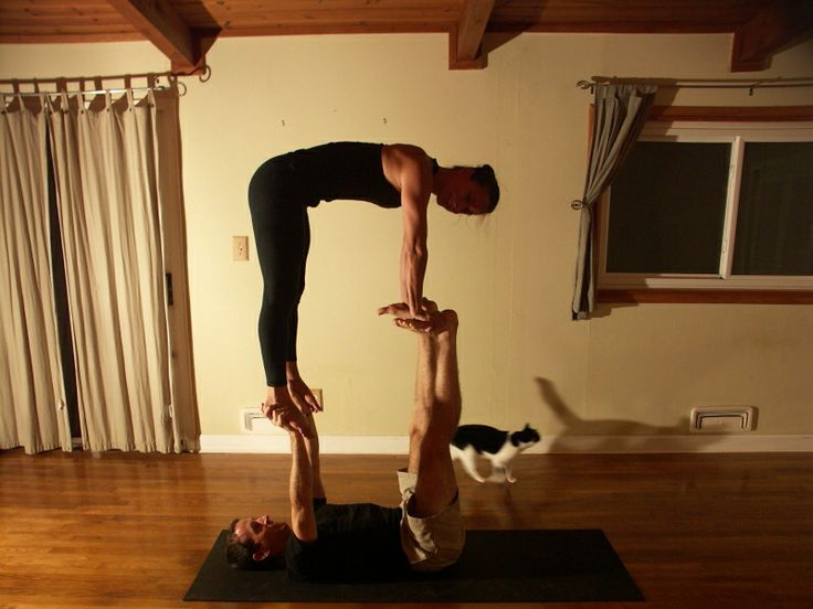 46 best images about Acro yoga on Pinterest