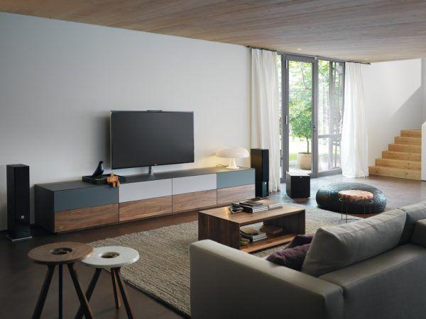 Die besten 25+ Fernseher verstecken Ideen auf Pinterest - arbeitsplatz drucker wohnzimmer verstecken